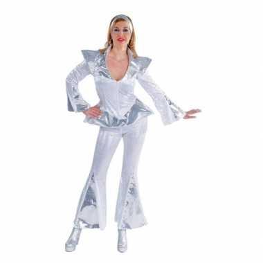 Luxe abba verkleedkleding voor dames