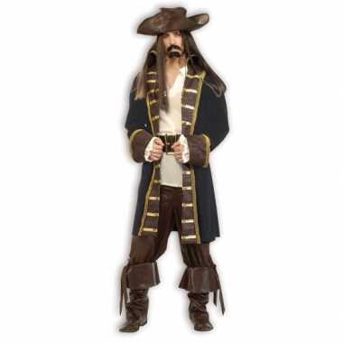 Luxe piraat verkleedkleding jack