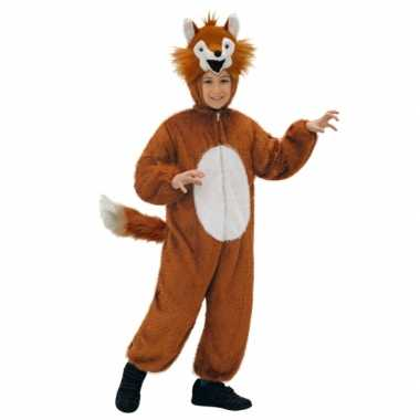 Luxe vos verkleedkleding voor kids