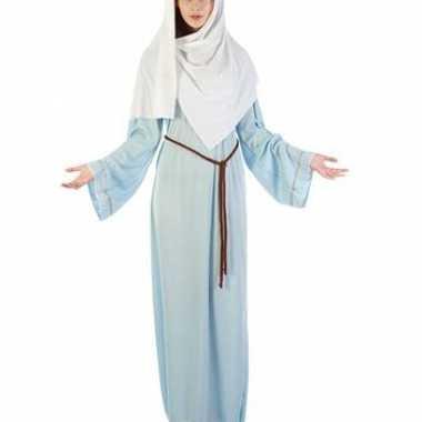 Maria verkleedkleding met hoofddoek