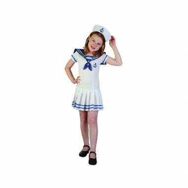 Marine verkleedkleding voor meisjes
