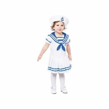 Marine verkleedkleding voor peuters
