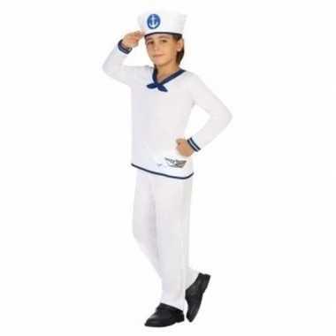 Matroos verkleedkleding voor jongens