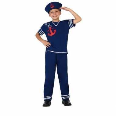 Matrozen verkleed verkleedkleding voor jongens