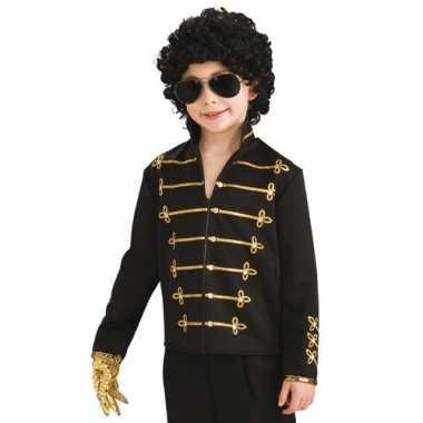 Michael jackson verkleedkleding kinderen