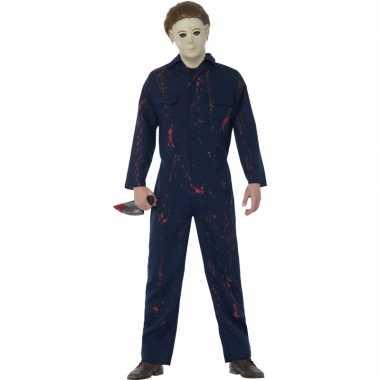 Michael myers verkleedkleding voor heren