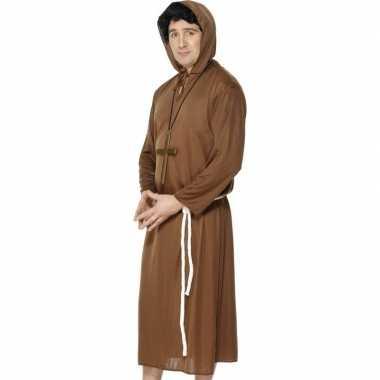 Monnik verkleedkleding voor heren