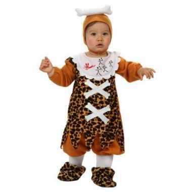 Oermens verkleedkleding voor babies