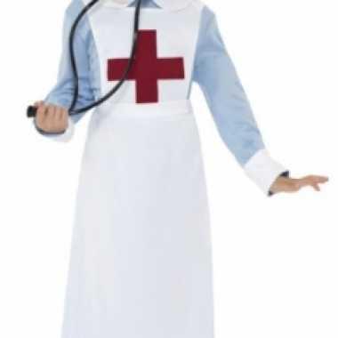 Ouderwets zuster verkleedkleding voor kinder