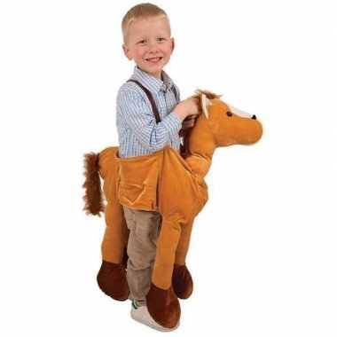 Paarden instap verkleedkleding voor kids