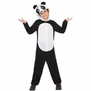 Panda wu wen verkleedkleding voor kinderen