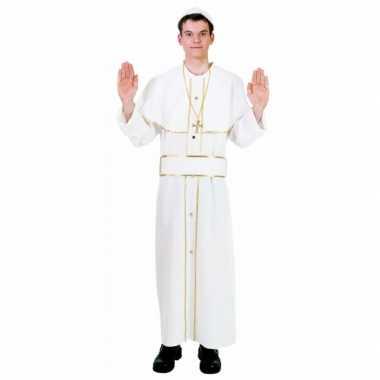 Paus verkleedkleding voor volwassenen