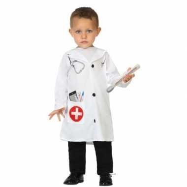 Peuter verkleedkleding dokter