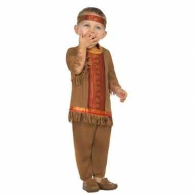 Peuter verkleedkleding indiaan