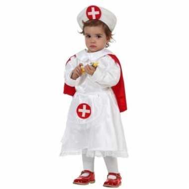 Peuter verkleedkleding verpleegster