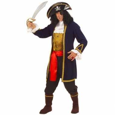 Piraat verkleedkleding voor volwassenen