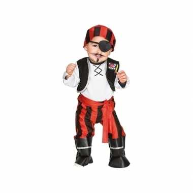 Piraten verkleedkleding voor peuters