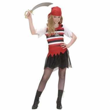 Piraten verkleedkledings voor meisjes