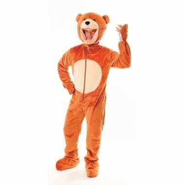 Pluche beren verkleedkleding