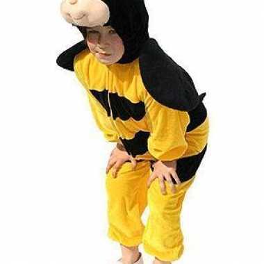 Pluche bijen verkleedkledings kinderen