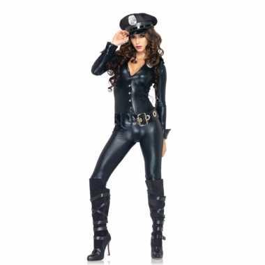 Politie officer payne sexy verkleedkleding voor dames