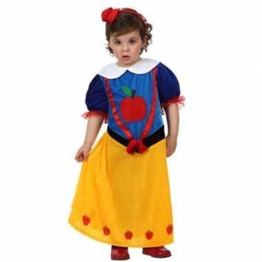 Prinsessen baby verkleedkleding