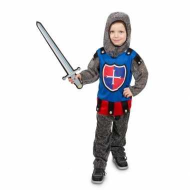 Ridder verkleedkleding voor jongens