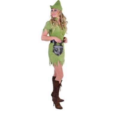 Robin hood verkleedkledings voor vrouwen