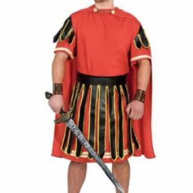Romeinse gladiator verkleedkleding voor heren