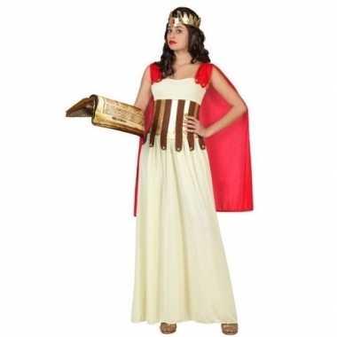 Romeinse/griekse dame aurelia verkleed verkleedkleding/jurk voor dame