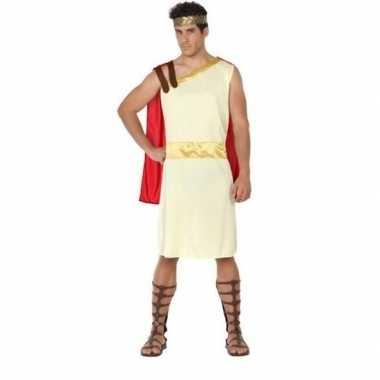 Romeinse/griekse heer agis verkleed verkleedkleding voor heren