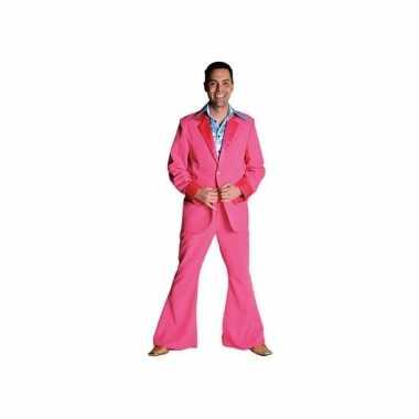 Roze verkleedkledings voor heren