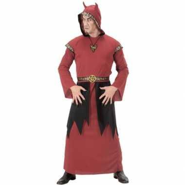 Satan verkleedkleding voor heren