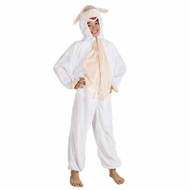 Schaap lammetje verkleedkleding voor kinderen