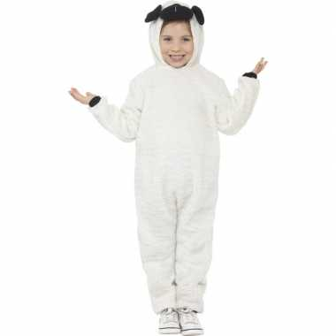 Schaap verkleedkleding voor kinderen