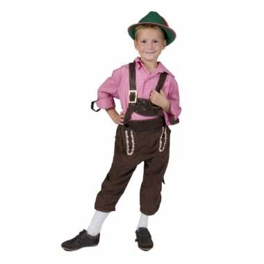 Schlager verkleedkleding voor kinderen