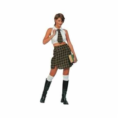 School meisje verkleedkleding