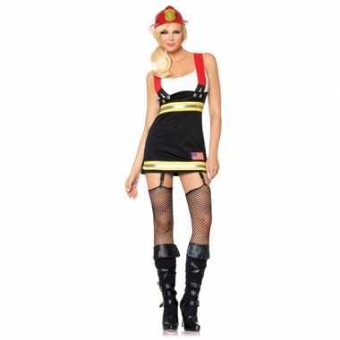 Sexy brandweer verkleedkleding voor dames