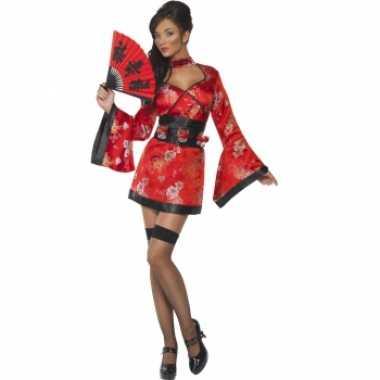Sexy japans verkleedkleding voor dames