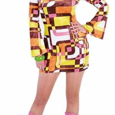 Sixties retro verkleedkleding