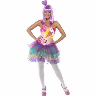 Snoepjes carnavalsverkleedkleding dames