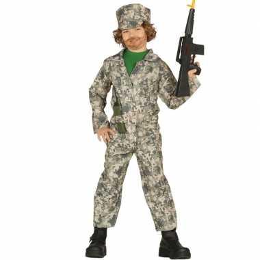Soldaat verkleed verkleedkleding voor jongens