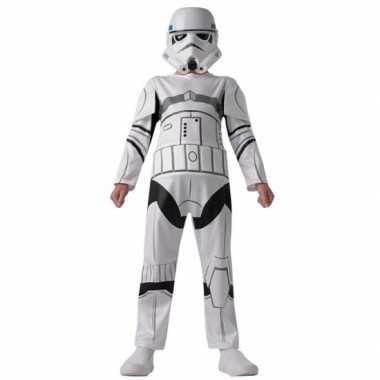 Stormtrooper verkleedkleding voor kinderen
