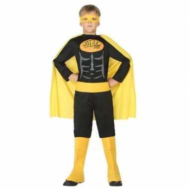 Superheld vleermuis pak/verkleed verkleedkleding voor jongens