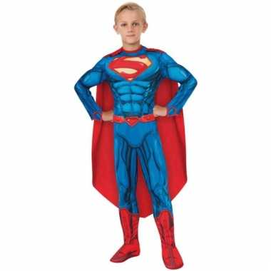 Superhelden verkleedkleding luxe voor kids