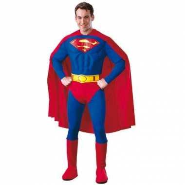 Superhelden verkleedkleding (sm)volwassenen
