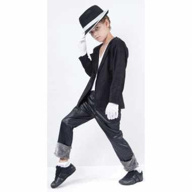 Superster michael kinder verkleedkledings + hoed