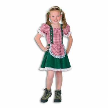 Tiroler verkleedkleding voor meisjes