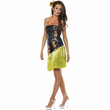 Topische dames verkleedkleding