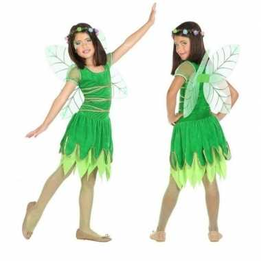 Toverfee/elfje fay verkleed verkleedkleding/jurkje voor meisjes